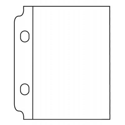 Mini Pochettes Instax - Simples (par 20)
