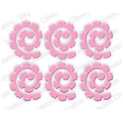 Die Impression Obsession - Spiral Rose Set