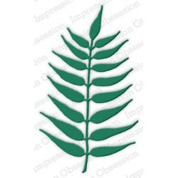 Die Impression Obsession - Large Leaf Stem
