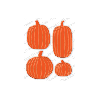 Die Impression Obsession - Pumpkin Set