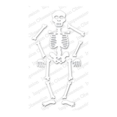 Die Impression Obsession - Skeleton