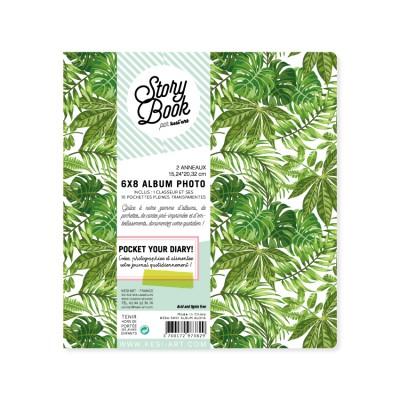 Album Classeur 6x8 - Story Book - Aloha