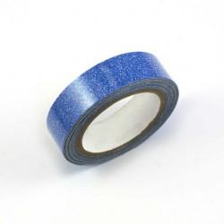 Ruban adhésif pailleté - Bleu