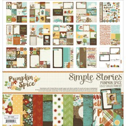 Pack 30x30 - Simple Stories - Pumpkin Spice