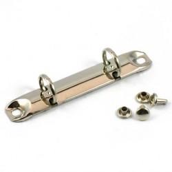 Mécanisme de classeur 2 anneaux Mini Modèle