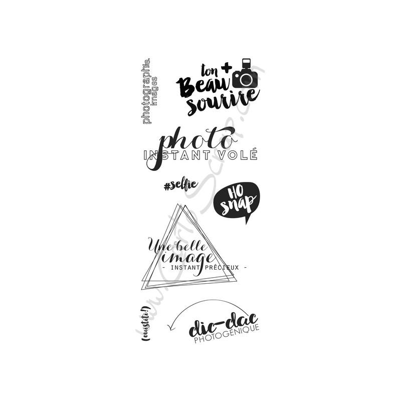 Tampons CartoScrap - Une Belle Image