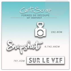 Dies CartoScrap - Set Snapshot