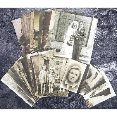 Cartes Vintage Finnabair - Ephemera - Vintage Collectables
