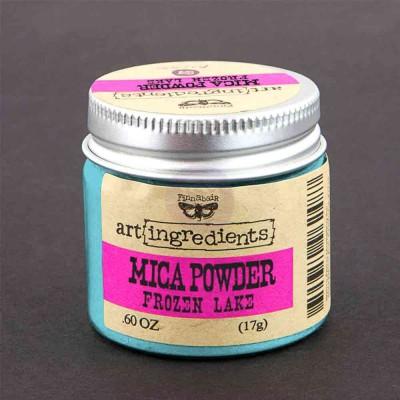 Mica Powder - Art Ingredients - Frozen Lake
