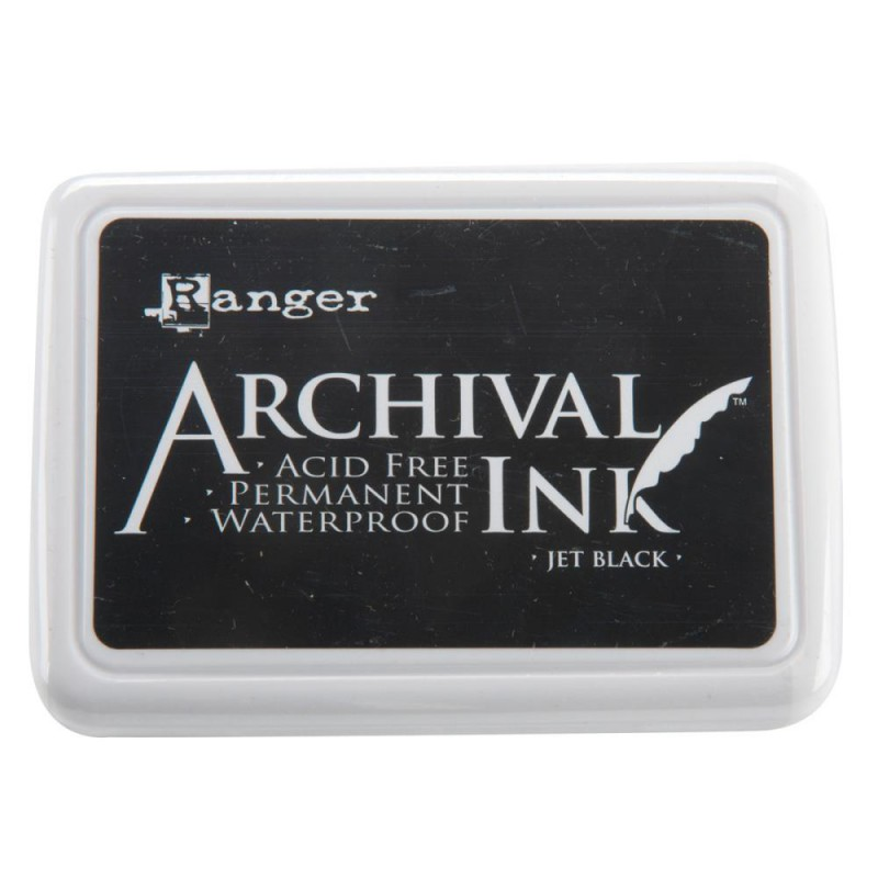 Encre Archival Ink - Jet Black