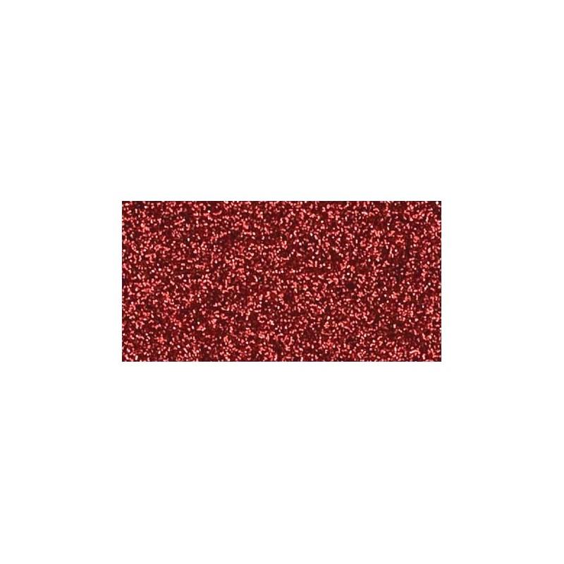 Cardstock AC Pailleté - Rouge