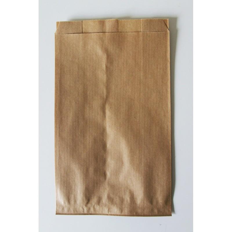 Pochettes / Sachets en kraft 16x27 cm (10) - Kraft