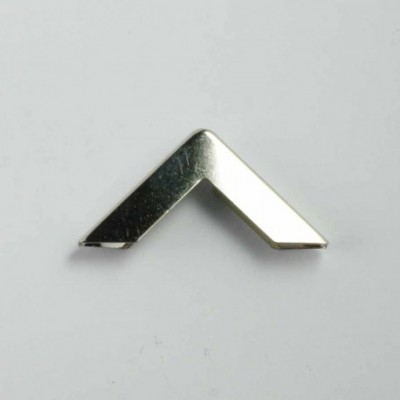 Coin métal argenté 29 mm à l'unité