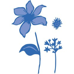 Dies Kaisercraft - Fairy Flowers