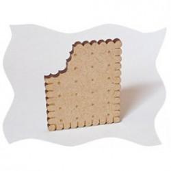 Petit beurre en bois