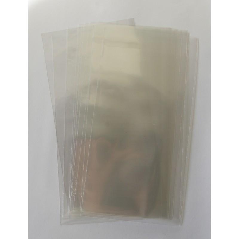 Sachets alimentaires transparents 10x20 cm (10)
