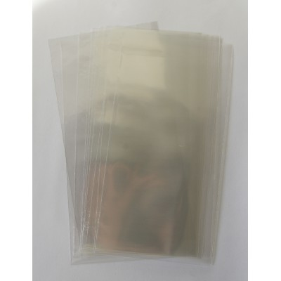 Sachets alimentaires transparents 10x20 cm (10)