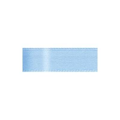 Ruban satin 1.5 cm bleu