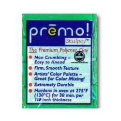 Pate polymère Premo Sculpey - Vert