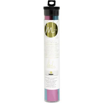 Minc Reactive Foil - Feuilles transfert métallisées - Rose Fuchsia & Turquoise