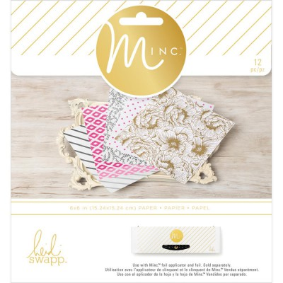 Pack 15x15 - Heidi Swapp - Minc - 5th Avenue
