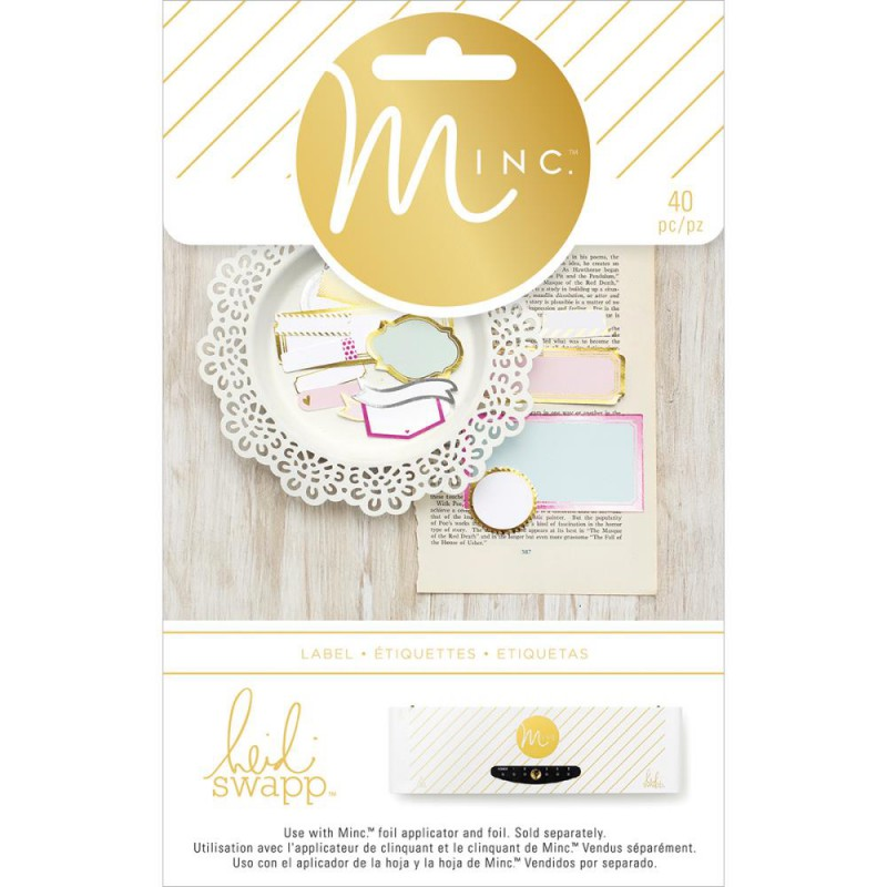 Labels / Etiquettes Minc