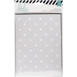 Kit Rub-ons Foil - Dots
