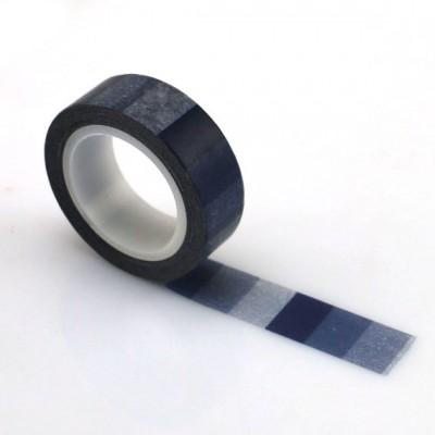 Washi Tape Lora Bailora - Dégradé bleu marine