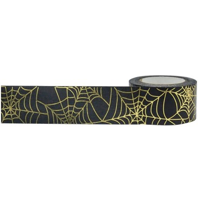 Foil Tape - Spider Web 25mm