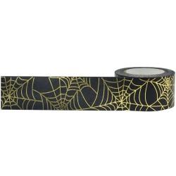 Foil Tape - Spider Web