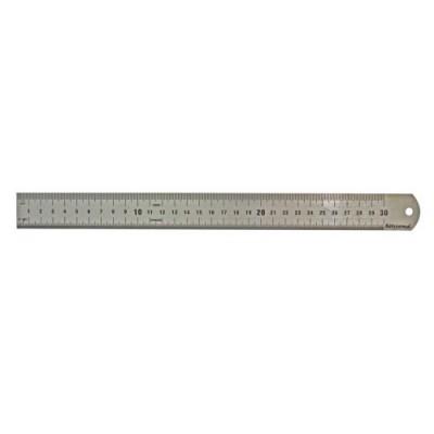 Réglet métal en cm