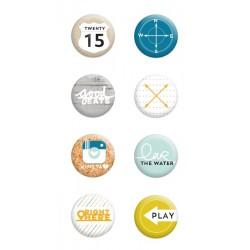 Badges Evalicious - This Way