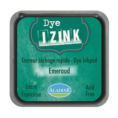 Pad Izink Dye - Emeraude