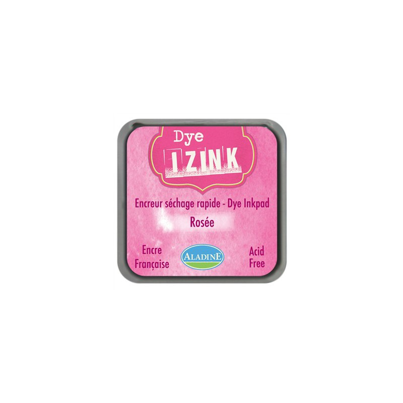 Pad Izink Dye - Rosée