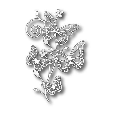 Die Memory Box - Marielle Butterflies