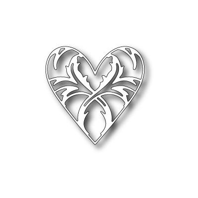 Die Memory Box - Enchanted Heart