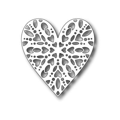 Die Memory Box - Dazzling Heart