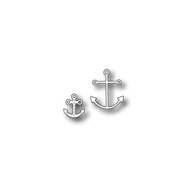 Die Poppystamps - Anchors Away