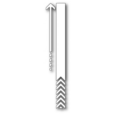 Die Poppystamps - Rush Arrows