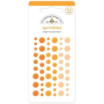 Sprinkles Dots - Tangerine