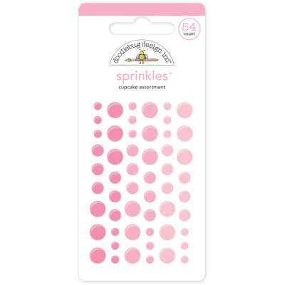 Sprinkles Dots - Cupcake