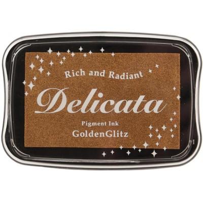 Encreur Delicata - Eclat doré