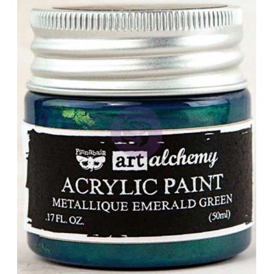 Peinture Art-Alchemy - Metallique Emerald Green