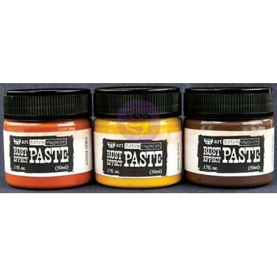 Kit Rust Effect Paste Finnabair (effet rouille)
