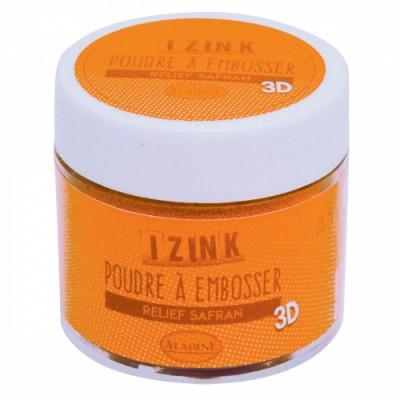 Poudre à embosser Izink - Safran