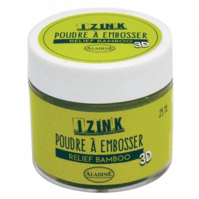 Poudre à embosser Izink - Bamboo