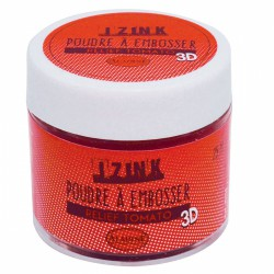 Poudre à embosser Izink - Tomato