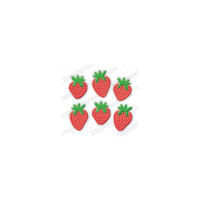Die Impression Obsession - Small Strawberry Bunch