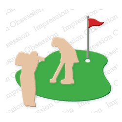 Die Impression Obsession - Golf