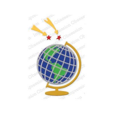 Die Impression Obsession - Globe